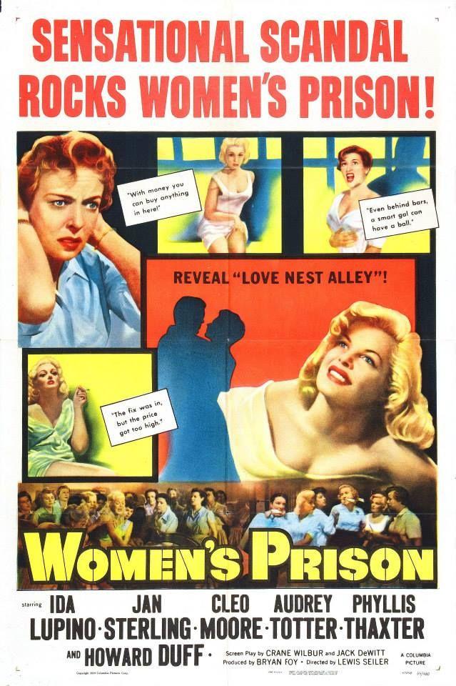 SassyFlix | Women's Prison