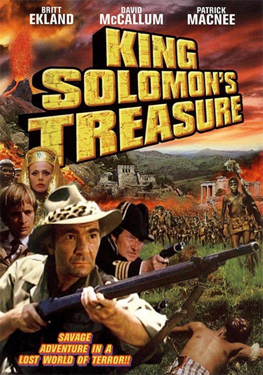 SassyFlix | King Solomon's Treasure