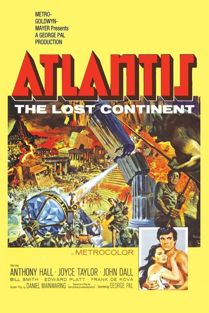 SassyFlix | Atlantis: the Lost Continent