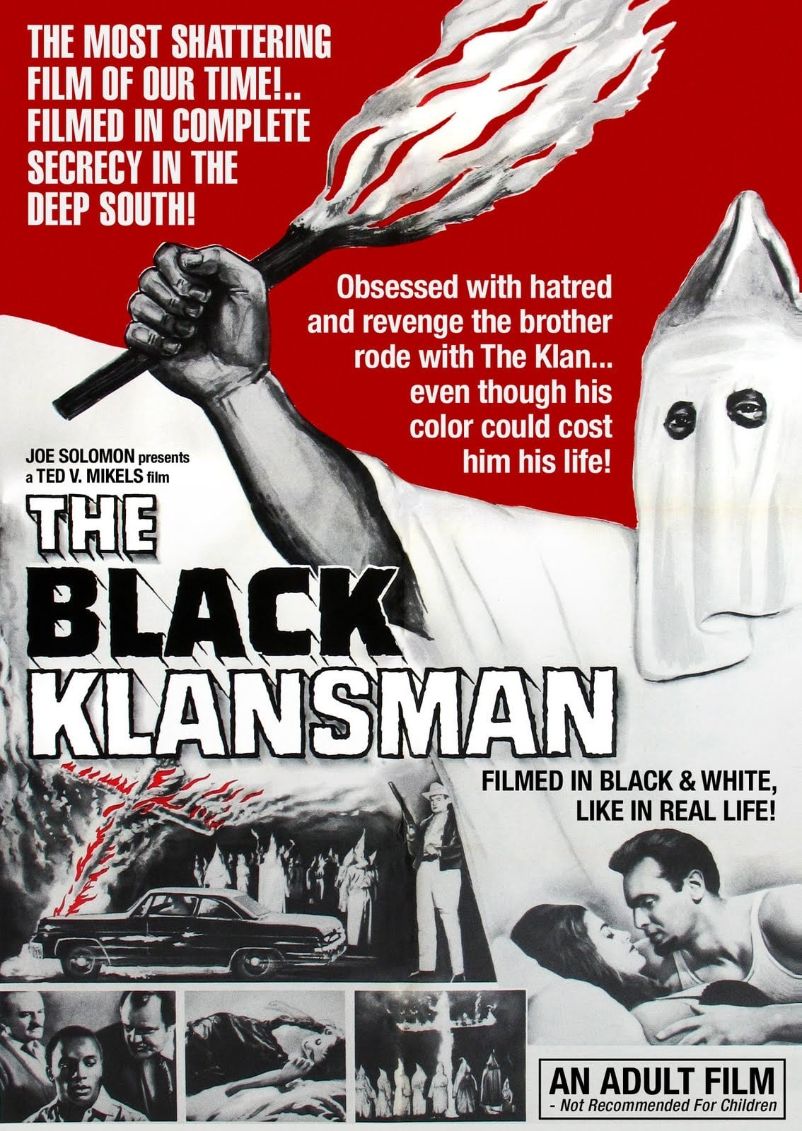 SassyFlix | The Black Klansman