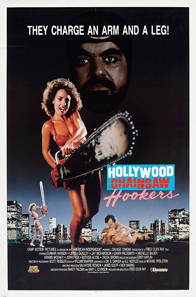 SassyFlix | Hollywood Chainsaw Hookers