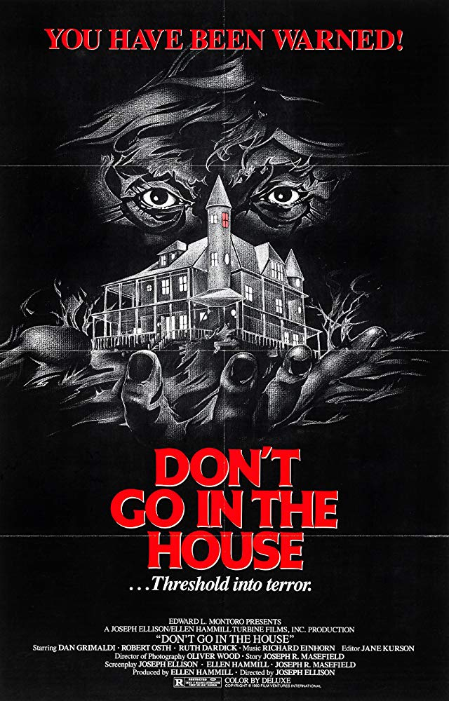 SassyFlix | Don't Go in the House