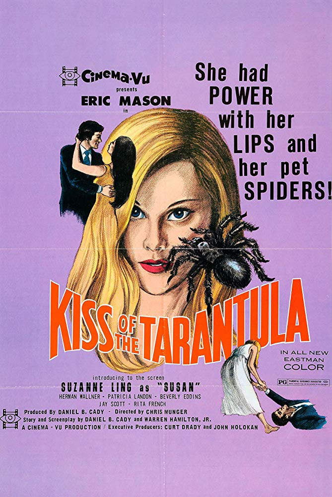 SassyFlix | Kiss of the Tarantula