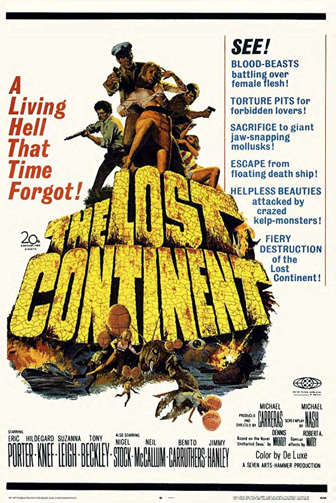 SassyFlix | The Lost Continent