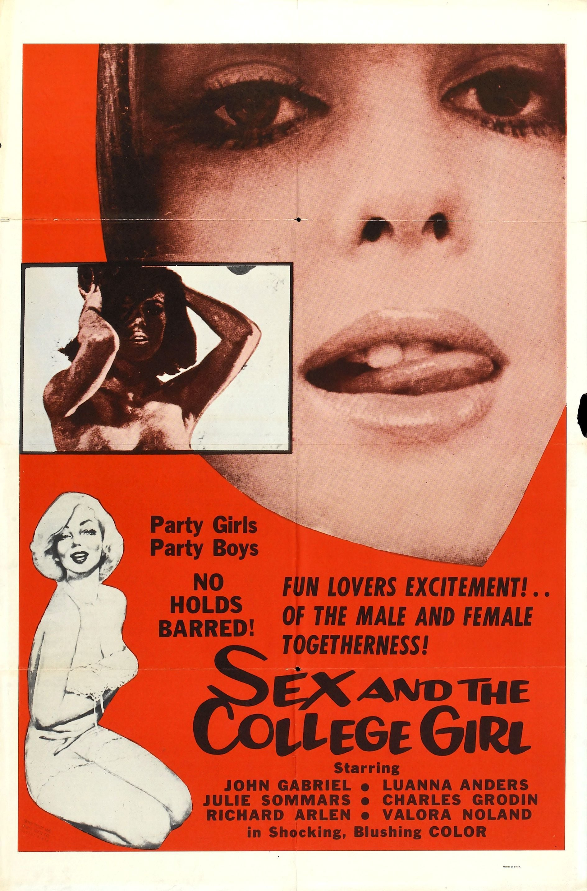 SassyFlix | Sex and the College Girl