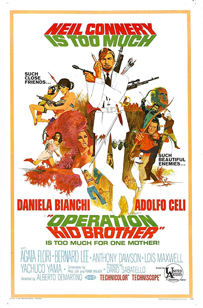 SassyFlix | Operation Kid Brother aka OK Connery