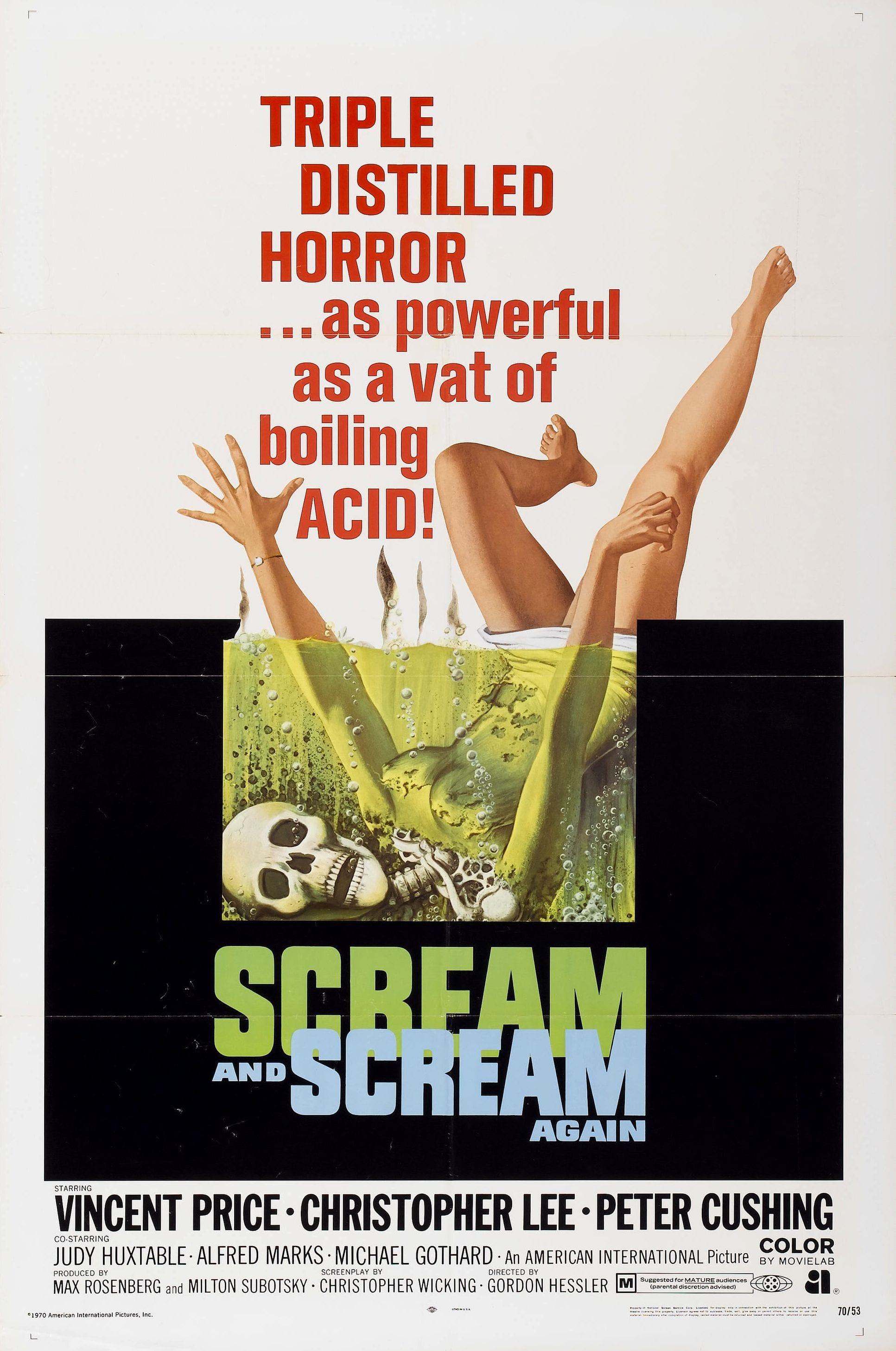 SassyFlix | Scream and Scream Again