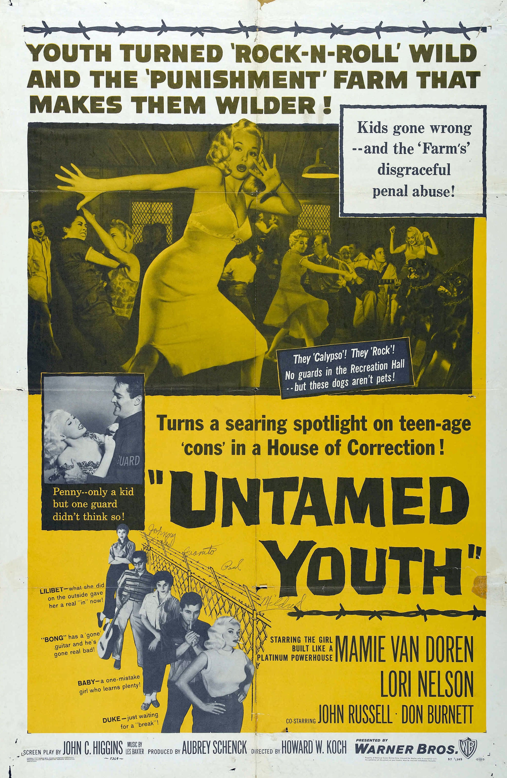 SassyFlix | Untamed Youth