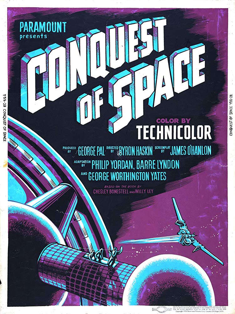 SassyFlix | Conquest of Space