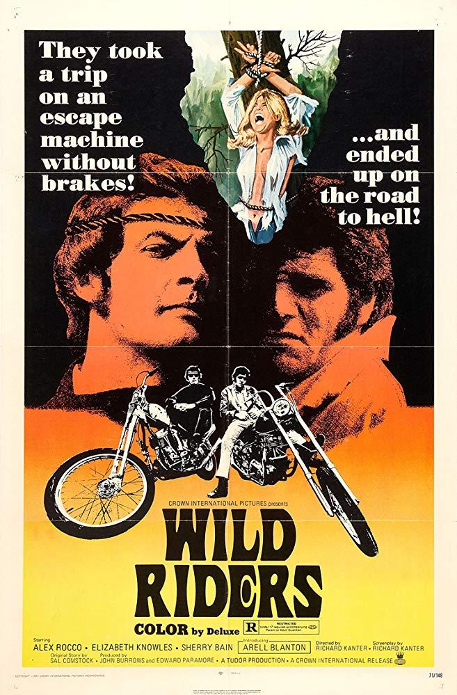SassyFlix | Wild Riders