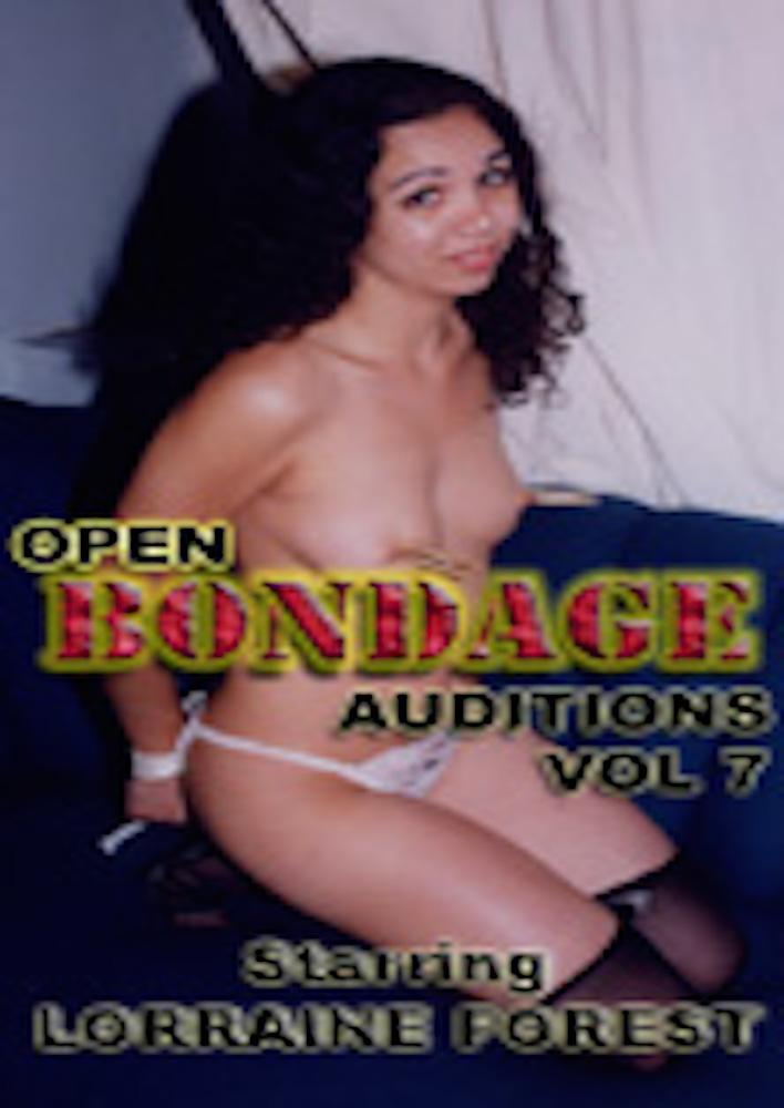 SassyFlix | Open Bondage Audition 7