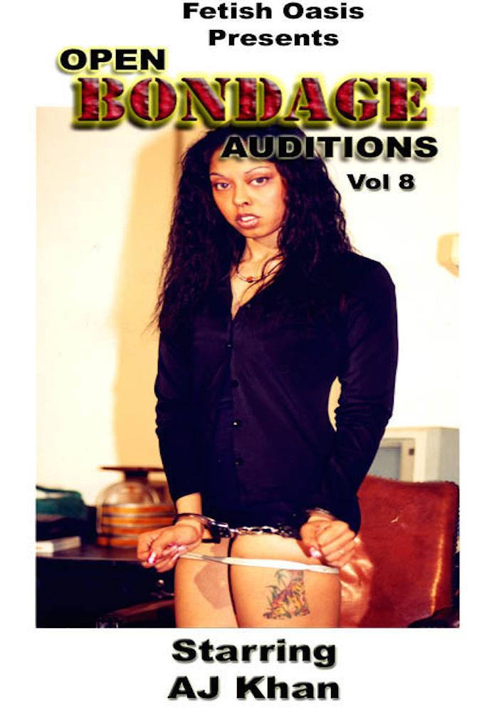 SassyFlix | Open Bondage Audition 8