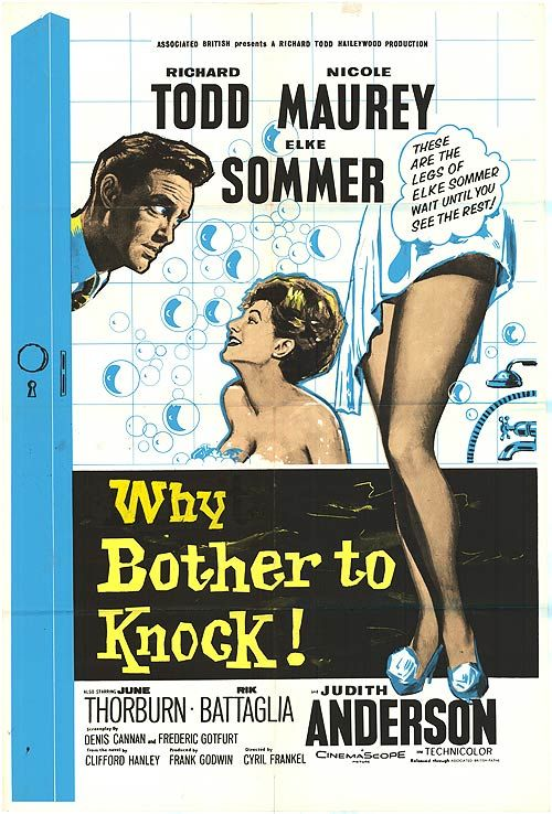 SassyFlix | Why Bother to Knock