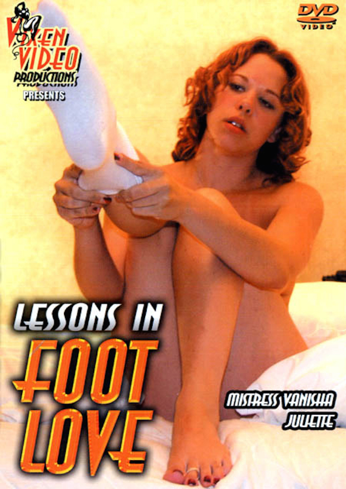 SassyFlix | Lessons In Footlove