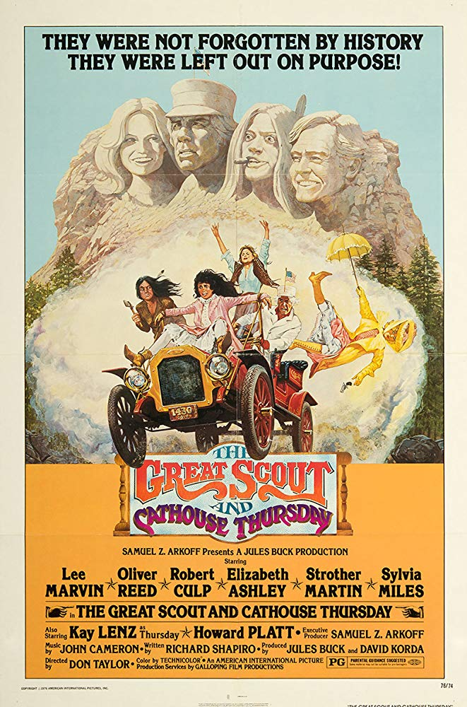 SassyFlix | The Great Scout and Cathouse Thursday