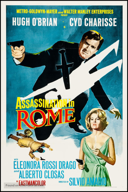 SassyFlix | Assassination in Rome