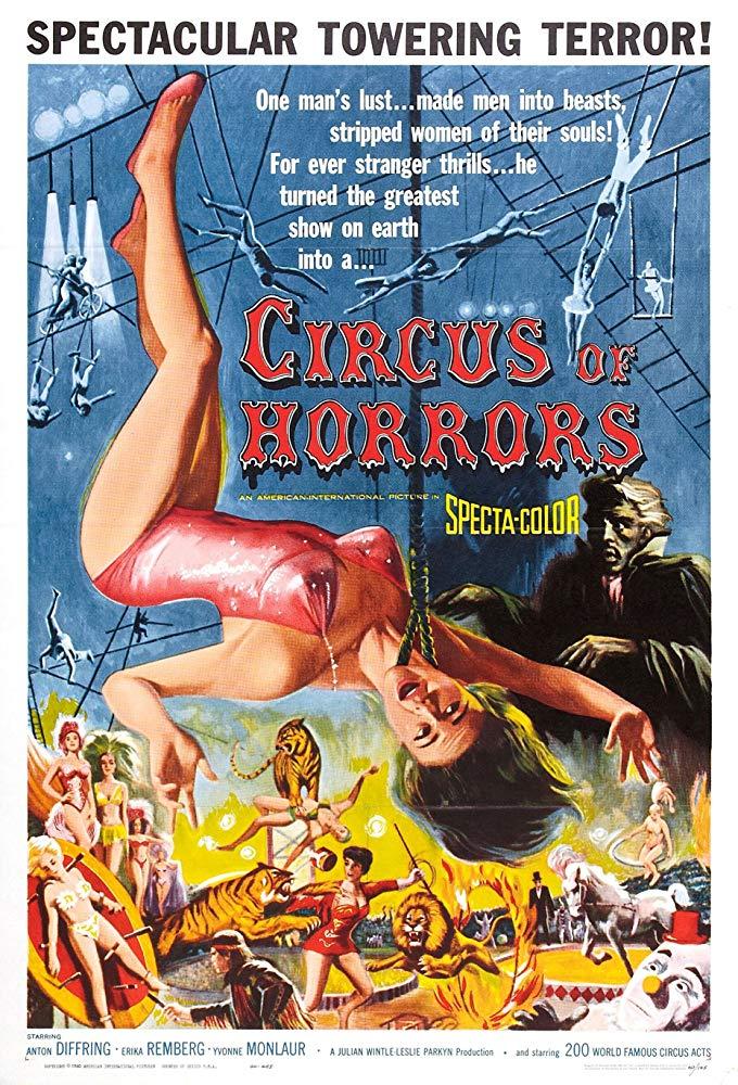 SassyFlix | Circus of Horrors