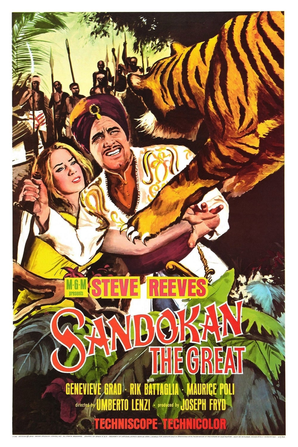 SassyFlix | Sandokan the Great