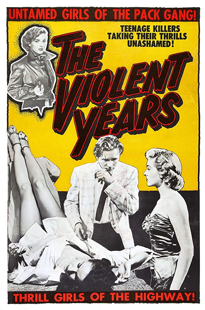 SassyFlix | The Violent Years