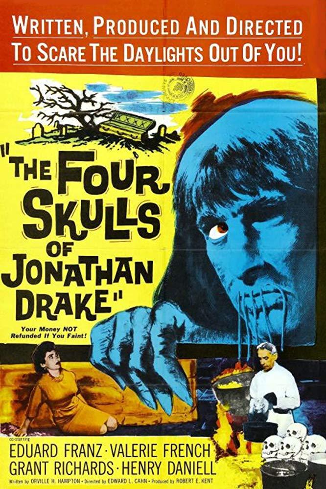 SassyFlix | The Four Skulls of Jonathan Drake