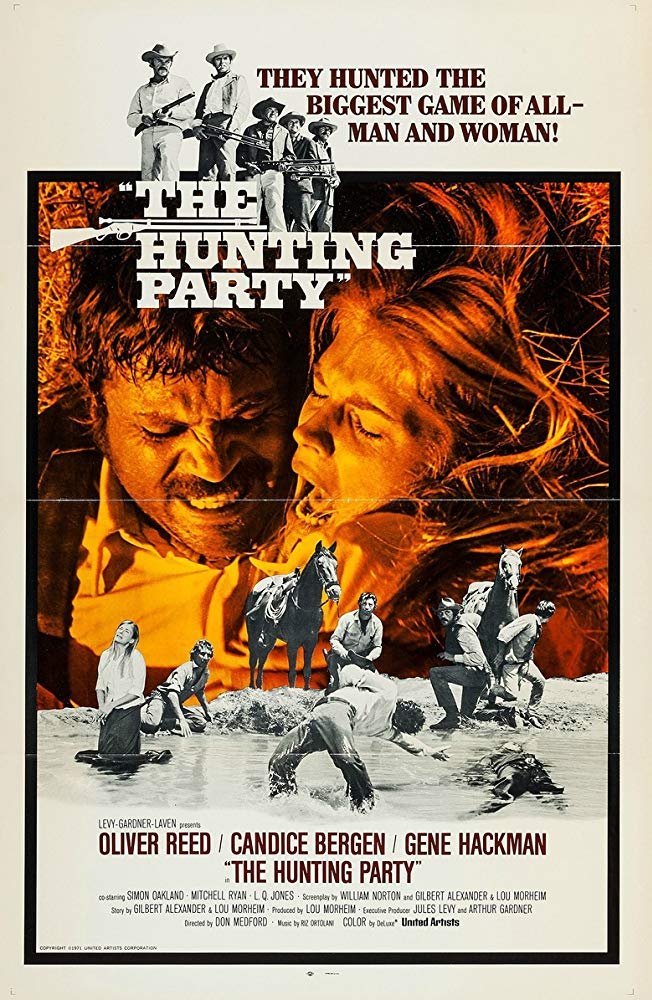 SassyFlix | The Hunting Party