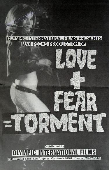 SassyFlix   Fear and Love aka La peur et l'amour