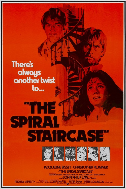 SassyFlix | The Spiral Staircase