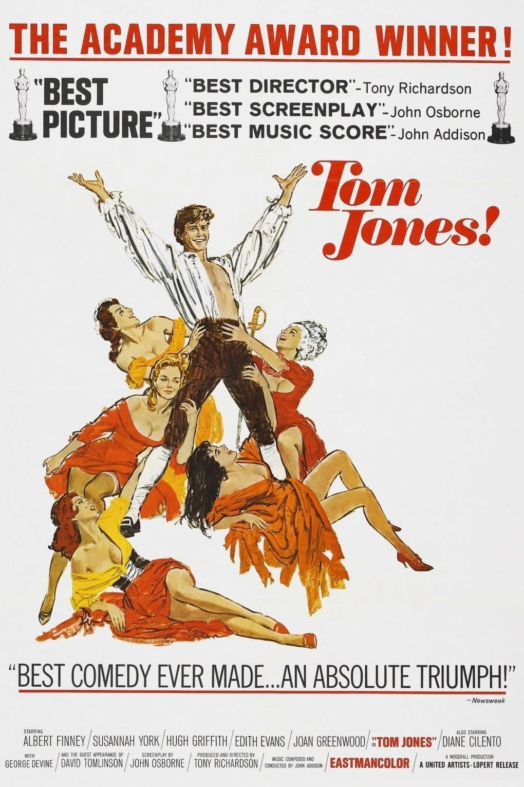 SassyFlix | Tom Jones