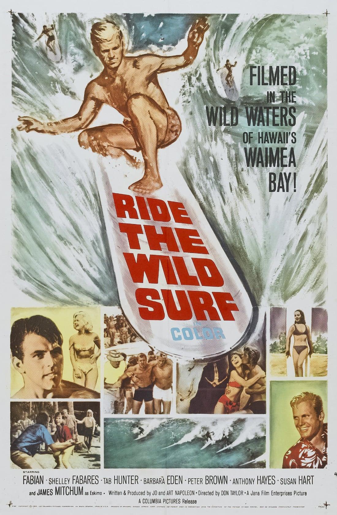 SassyFlix | Ride the Wild Surf