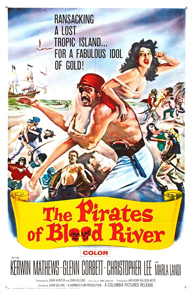 SassyFlix | The Pirates of Blood River