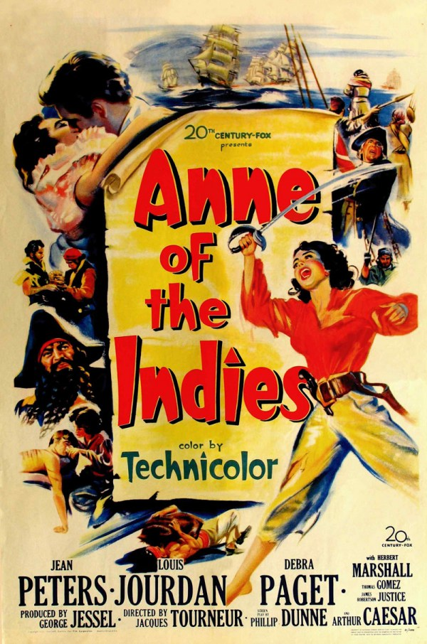 SassyFlix | Anne of the Indies