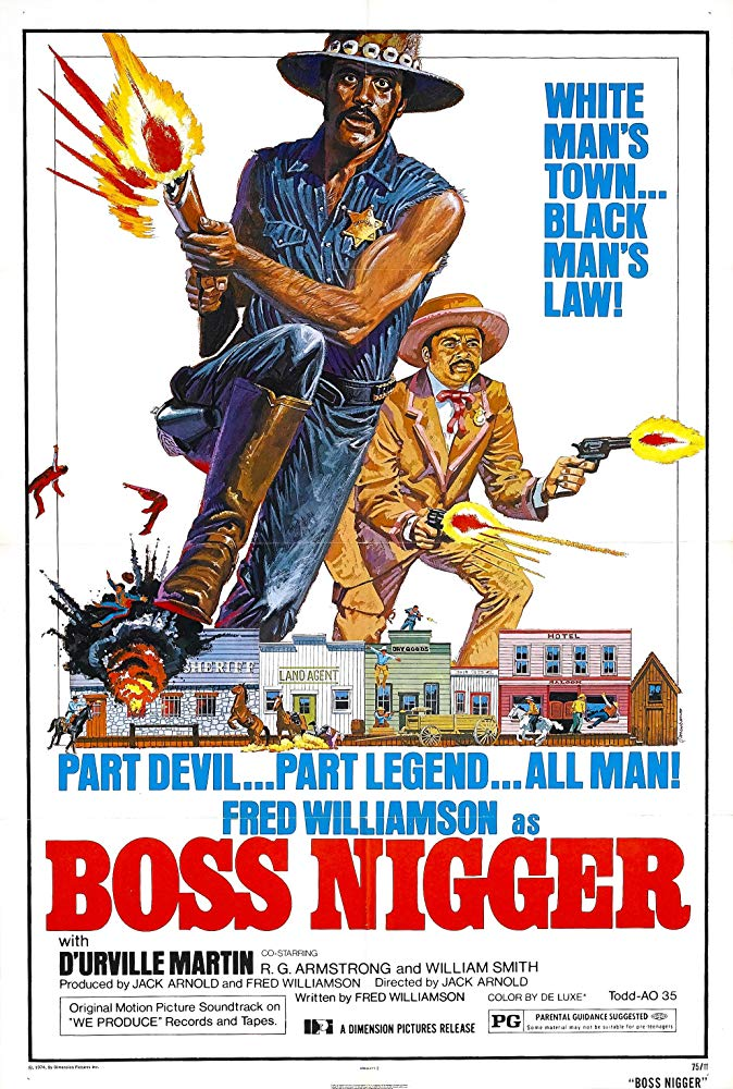 SassyFlix | Boss Nigger