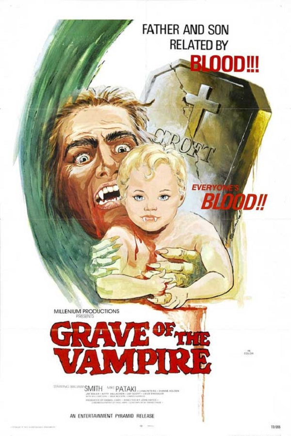SassyFlix | Grave of the Vampire