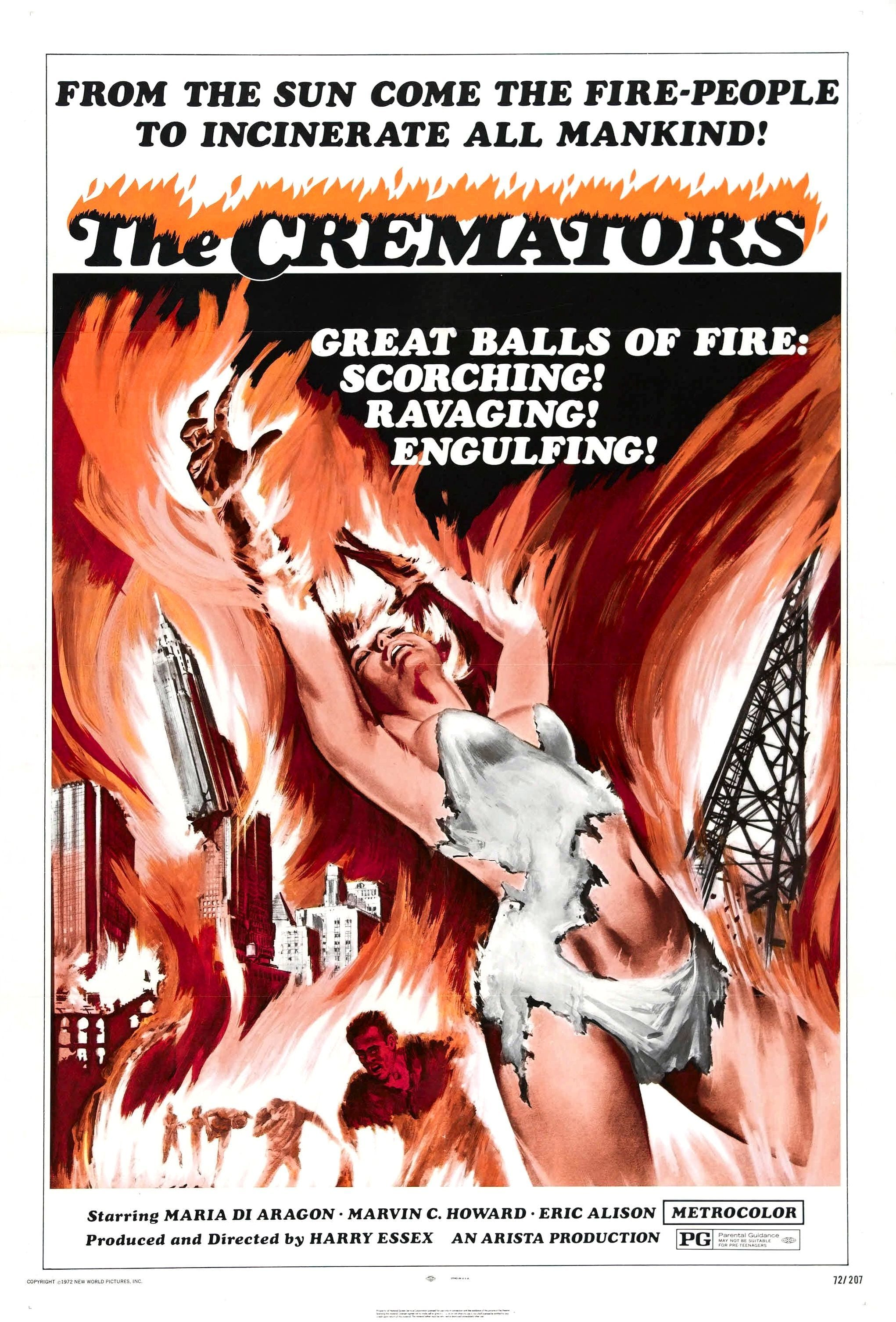 SassyFlix | The Cremators