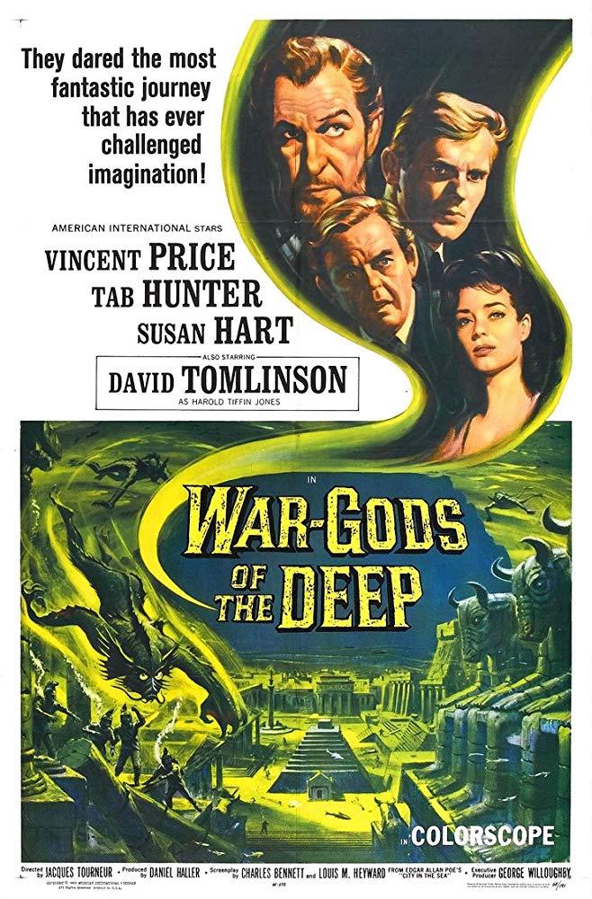SassyFlix   War-Gods of the Deep