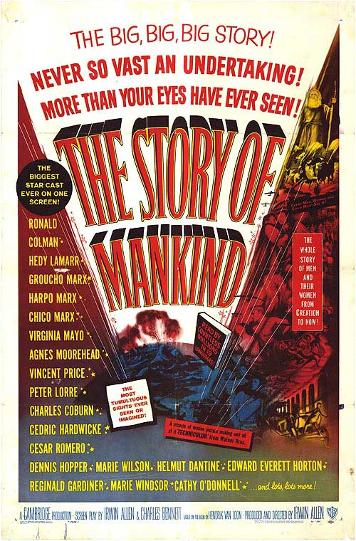 SassyFlix   The Story of Mankind