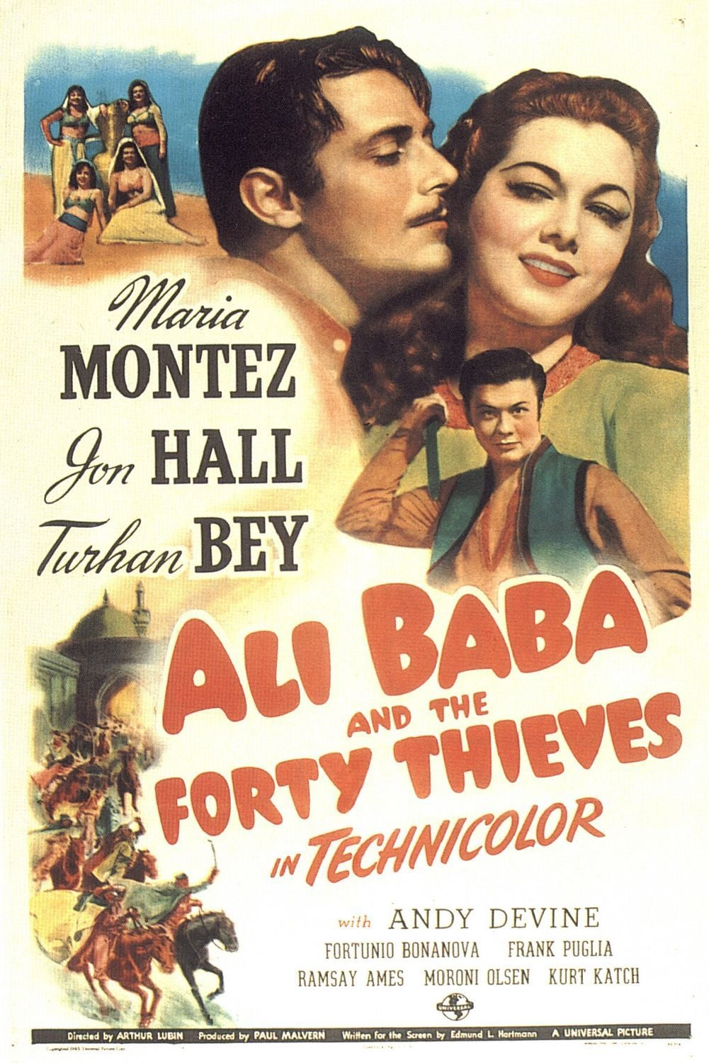 SassyFlix | Ali Baba and the Forty Thieves