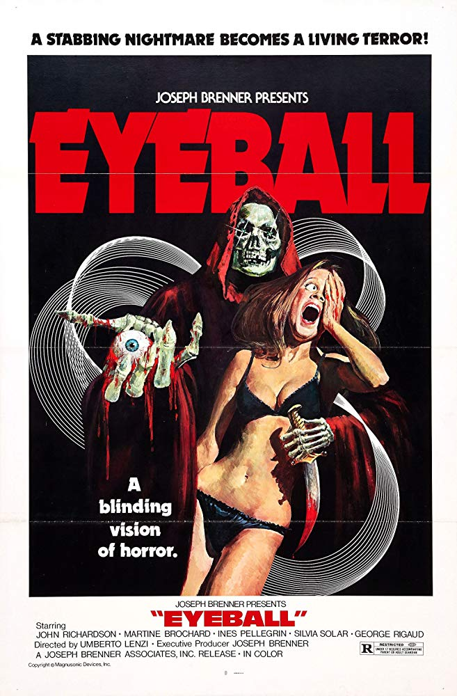 SassyFlix | Eyeball