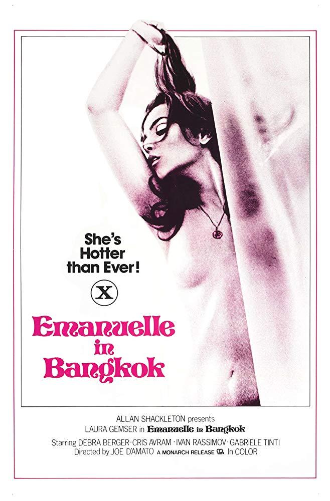 SassyFlix | Emmanuelle in Bangkok aka Emanuelle nera: Orient reportage