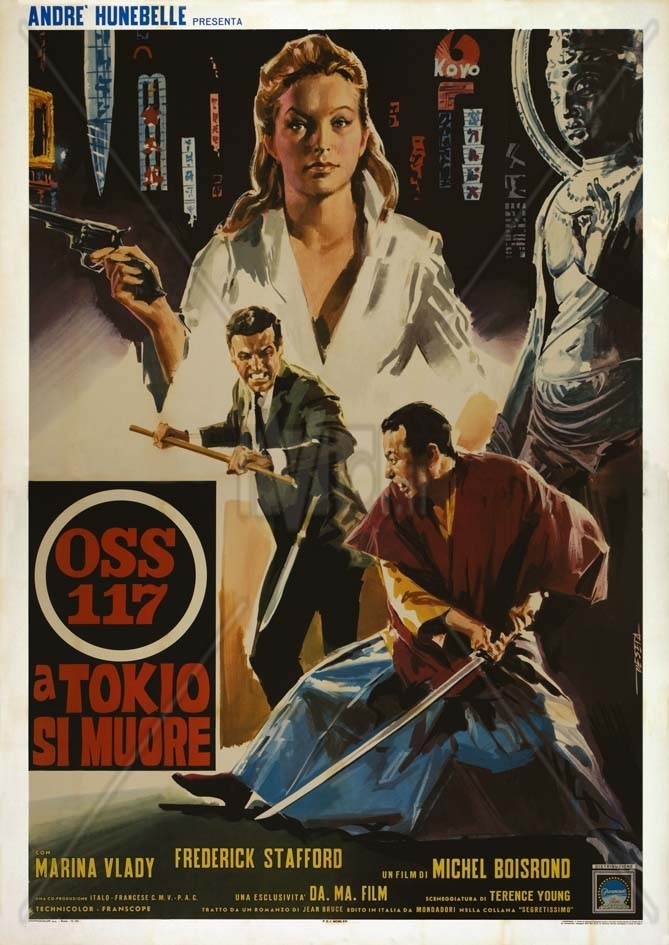 SassyFlix   O.S.S. 117: Mission to Tokyo