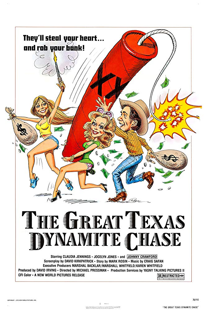 SassyFlix | The Great Texas Dynamite Chase