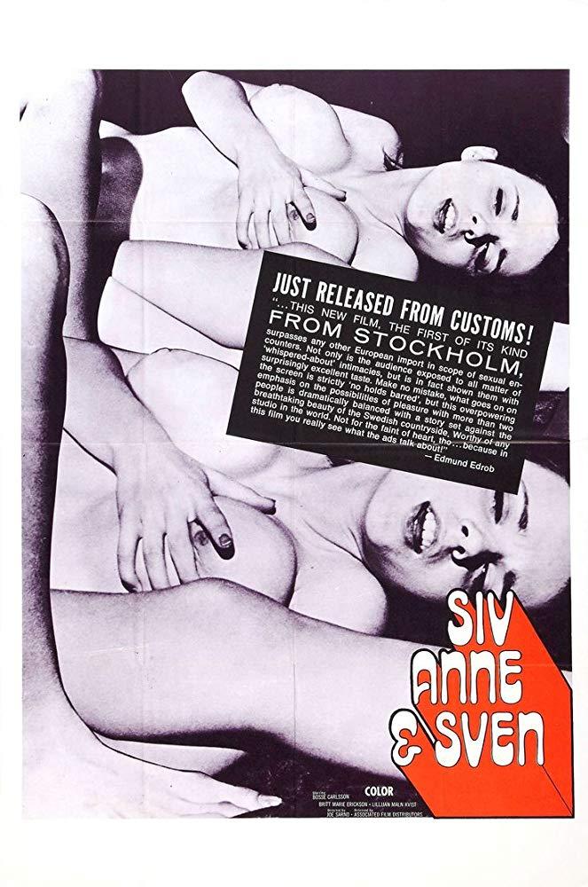 SassyFlix | Siv, Anne & Sven aka Love in the Third Position