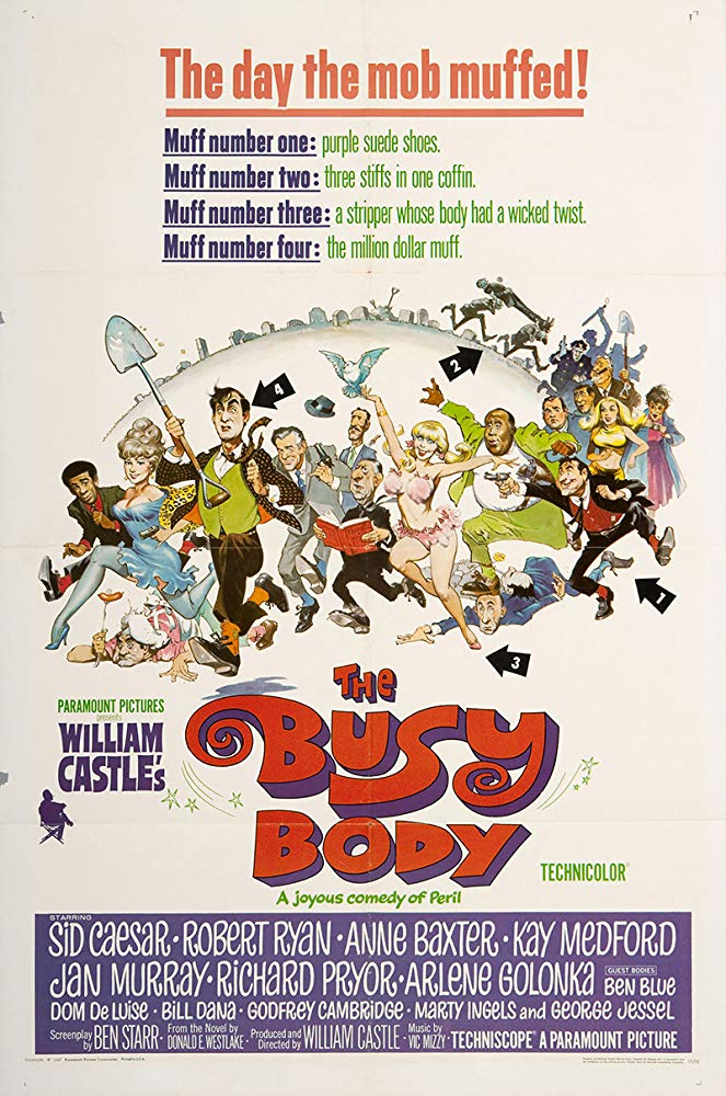 SassyFlix | The Busy Body