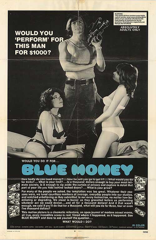 SassyFlix | Blue Money