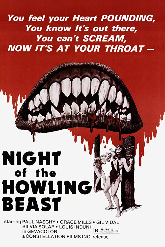 SassyFlix | Night of the Howling Beast