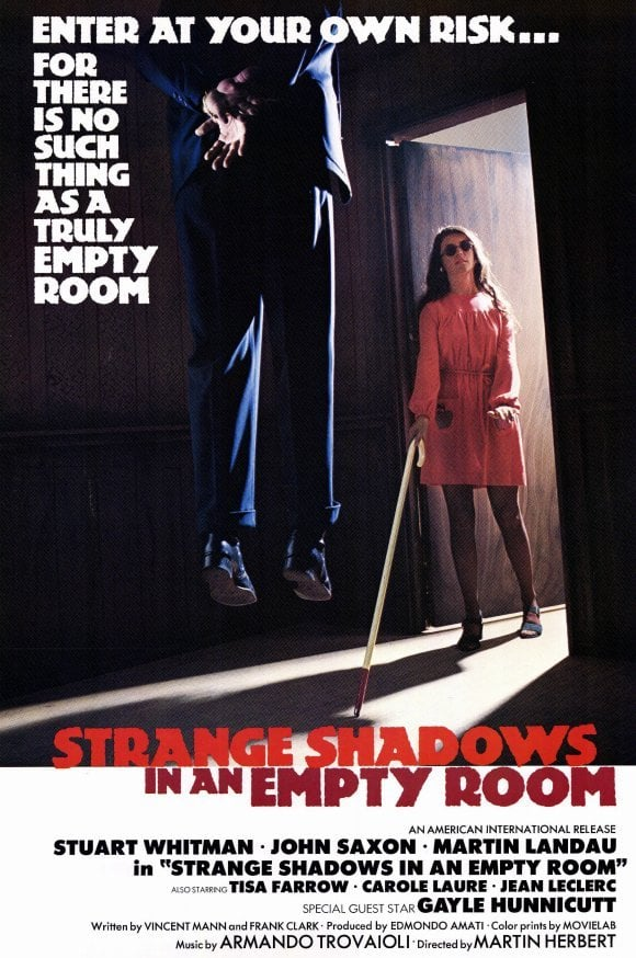 SassyFlix | Strange Shadows in an Empty Room