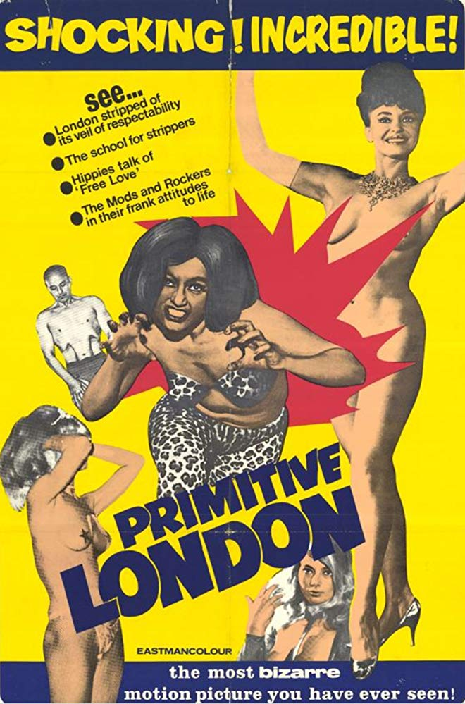 SassyFlix | Primitive London