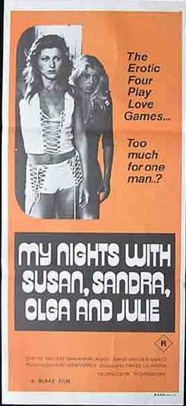 SassyFlix | My Nights with Susan, Sandra, Olga & Julie