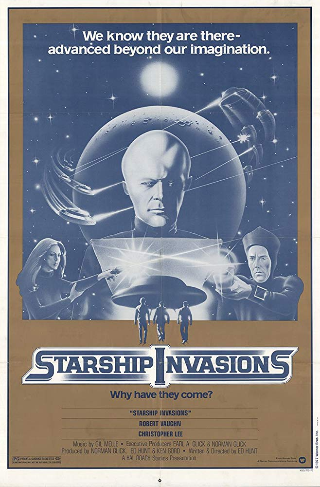 SassyFlix | Starship Invasions