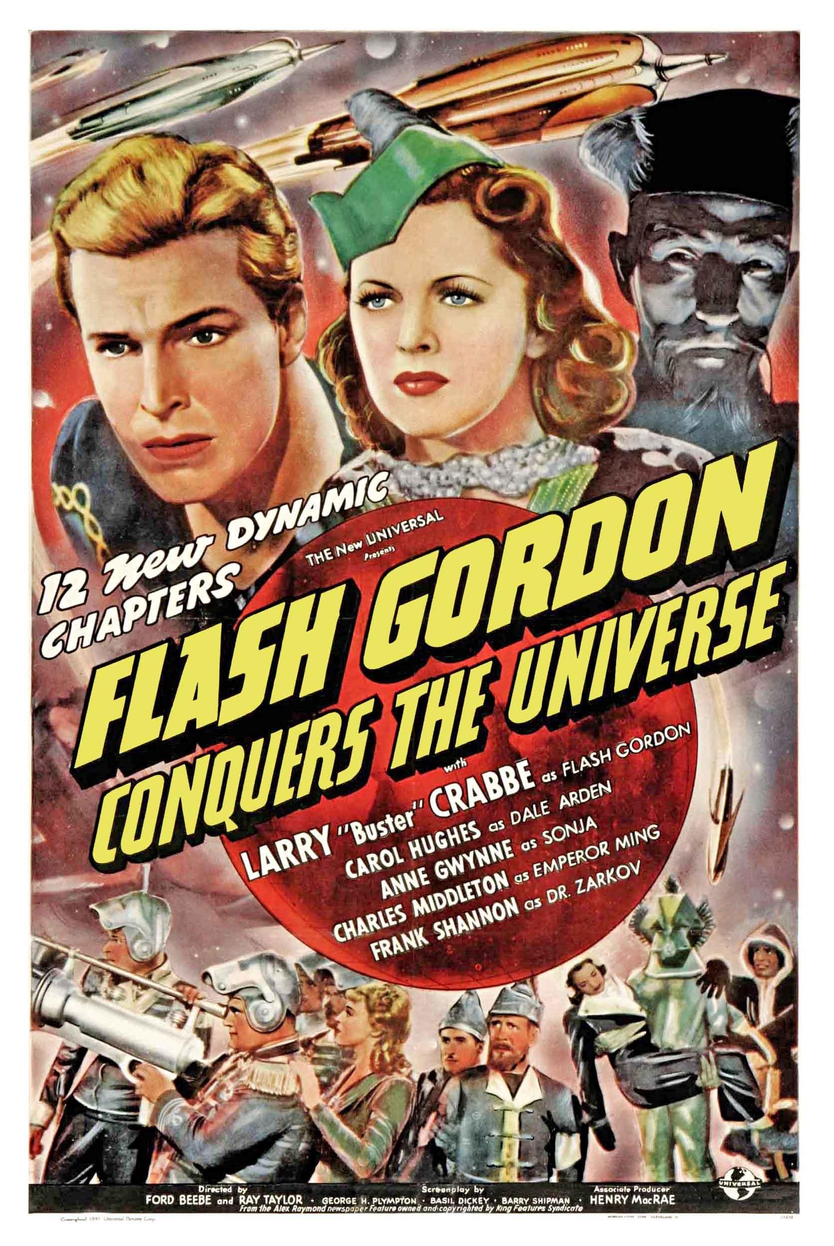 SassyFlix | Flash Gordon Conquers the Universe